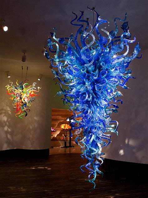 Chihuly Glass Chandelier Original Broker Original Sculpture Of Dale Chihuly