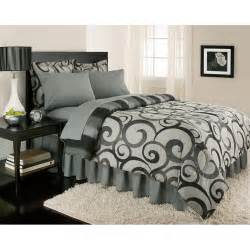 bed in a bag alessandro reversible bed in a bag gray walmart