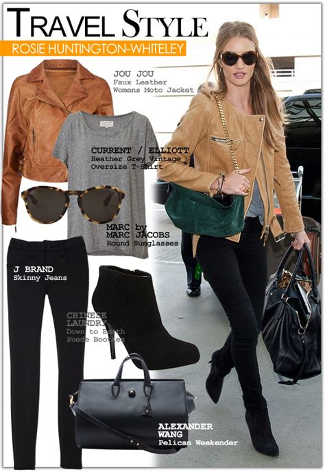 how to travel in style and comfort holiday travel style celebrity style guide blog