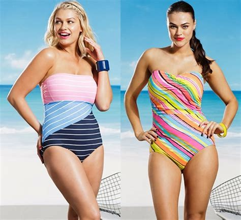 8 Tips For Choosing The Right Swimwear by How To Choose The Swimsuit For Plus Size