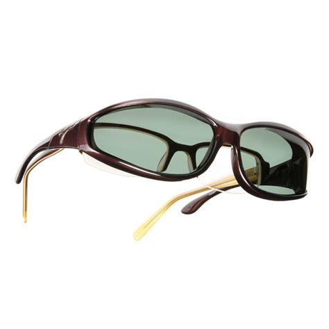vistana small s burgundy frame polarized gray lenses