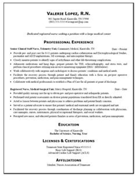 Registered Resume Bullets 1000 Images About Nursing On Nursing Resume Nursing Resume Template And Resume