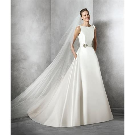 wedding dresses pronovias 2016 collection telde wedding dress