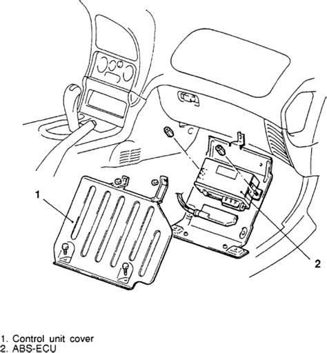 repair anti lock braking 1980 honda civic electronic toll collection repair guides anti lock brake system abs abs ecu autozone com