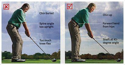 golf swing posture drills rod lidenberg use better posture for longer straighter