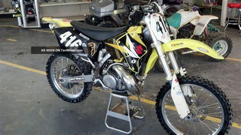 2003 Suzuki Rm 250 2003 Suzuki Rm250 Rm 250 Fresh Motor