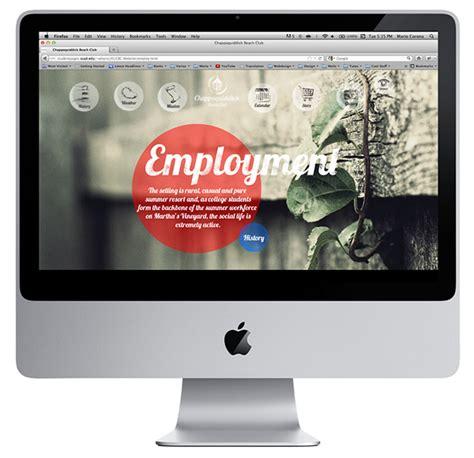 Chappaquiddick Website Chappaquiddick Club Website Re Design On Scad Portfolios