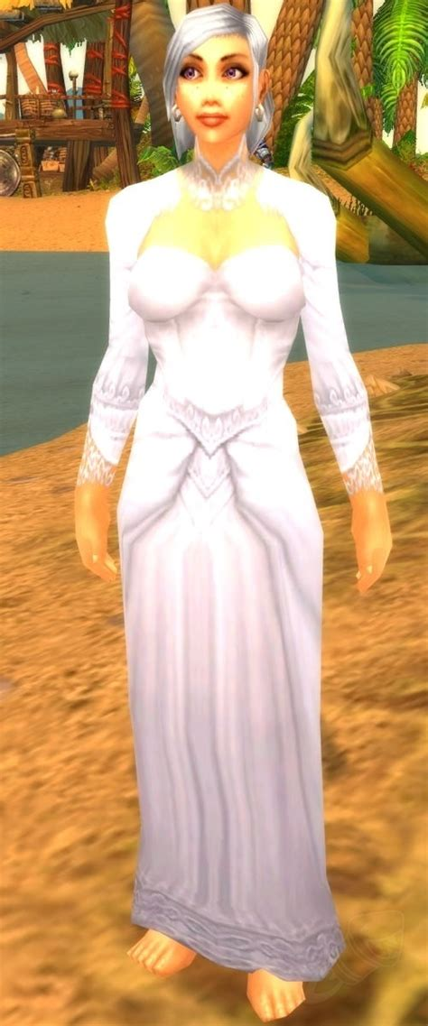 Pattern White Wedding Dress Wow | pattern white wedding dress item world of warcraft