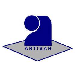 sticker information logo artisan