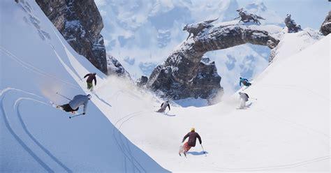 Snowy Gamis snow open beta on impressions biogamer