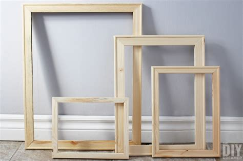 cheapest way to frame how to make cheap wood frames the quick and easy diy way