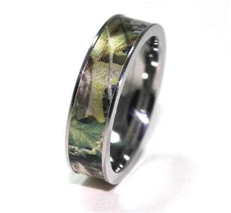 camo promise rings for couples