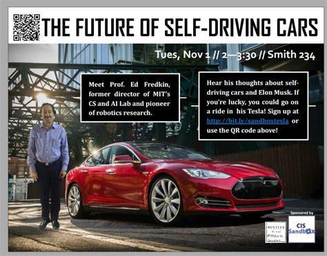 the future of tesla tesla the future of self driving cars bentley careeredge