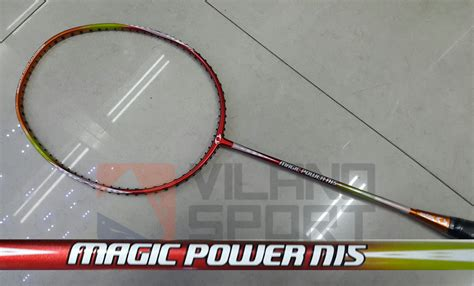 Raket Astec Magic Power 10 Astec Magic Power N15 Selamat Datang Di Vilano Sport