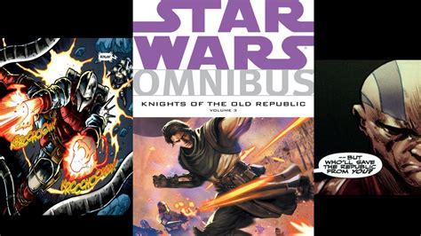Wars Omnibus Knights Of The Republic Volume 2 Ebooke Book wars knights of the republic omnibus volume 3