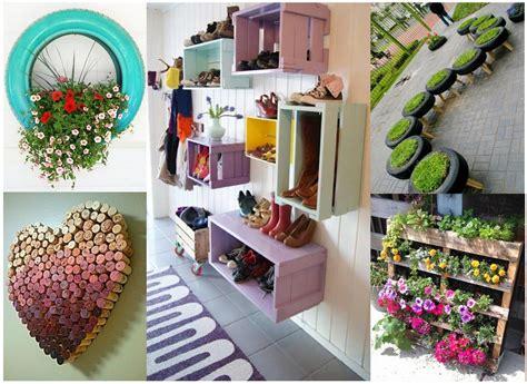 reciclaje decoracion ideas ideas creativas para decorar tu cuarto reciclando