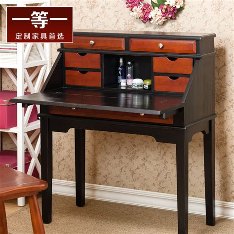 A First Class Furniture Wood Desks School Desk American School Desk Laptop Table