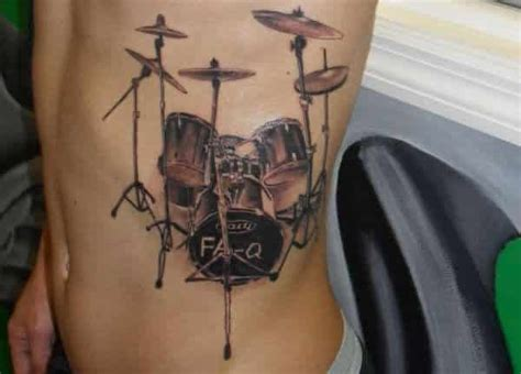 drummer tattoos 12 heartwarming handwriting designs