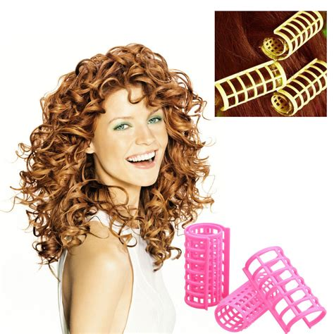 Hair Curlers For by Buy 10 Pcs Plastic Hair Curlers Rollers And Hair Stylers