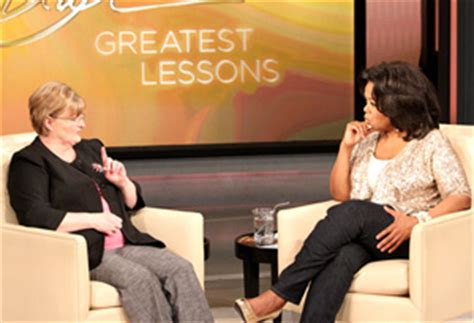 Oprah To Dr Phil Youre Fired by The Greatest Lessons On The Oprah Show