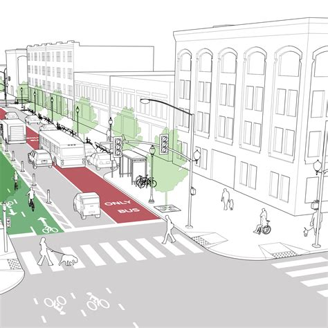 honolulu high capacity transit project urban design bus stops national association of city transportation
