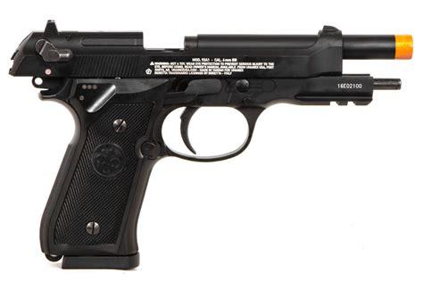 Airsoft Gun Beretta M92 Elite Beretta M92 A1 Semi Auto Co2 Blowback Pistol