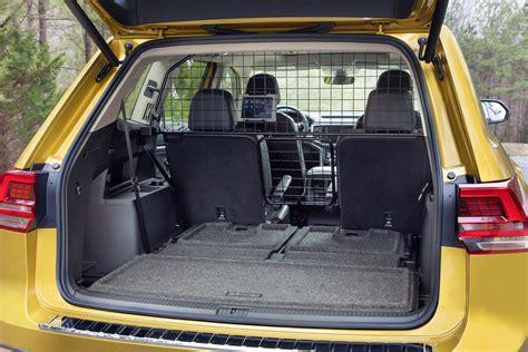 volkswagen atlas trunk 2018 volkswagen atlas weekend edition concept is ready to