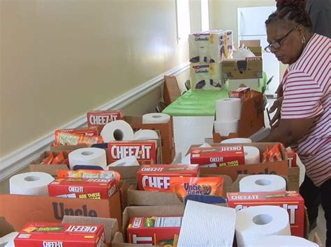 Food Giveaway Today - free food giveaway for hurricane matthew victims wway tv