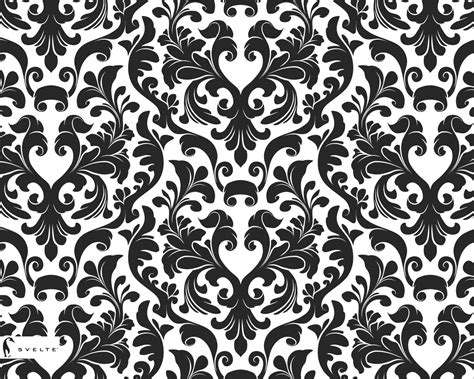 wallpaper black and silver black and silver damask wallpaper 23 free wallpaper