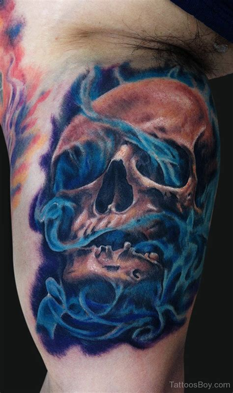 skull tattoos tattoo designs tattoo pictures page 46