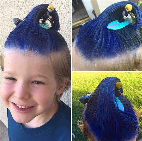 15 enfants 224 la coupe de cheveux totalement dingue