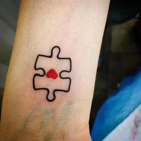 puzzle piece tattoo 60 unique puzzle tattoos