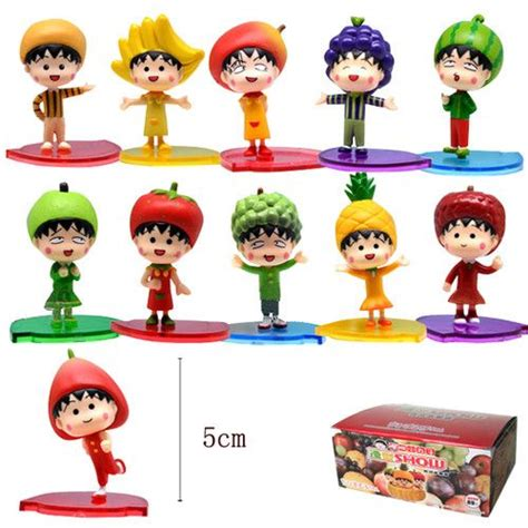 Chibi Maruko Chan Set D Figure Vintage Miniatur 17 best images about what i want on gifts money bank and trays