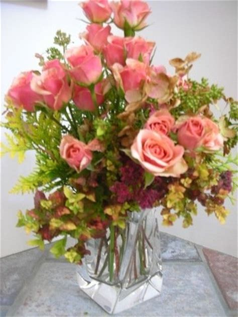Quot Are Those From Your Garden Quot Frugal Floral Arrangement From The Garden Dried Flowers