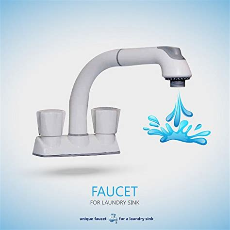Pull Out Laundry Faucet by Cleanflo 481 Pull Out Laundry Faucet 3 Installation