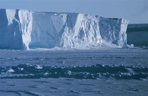 Arctic Shelf Melting by Photo Friday Arctic Sea Extent Reaches A New Low