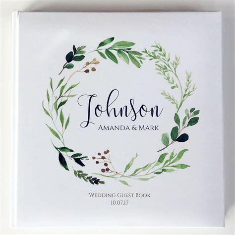 Free Wedding Guest Book Design by Wedding Guest Books My Bridal Pix