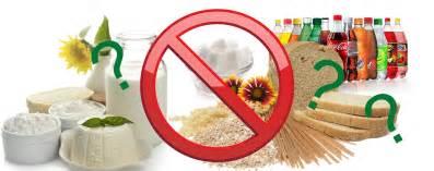 alimentos prohibidos dieta el porqu 233 de los alimentos prohibidos em en positivo