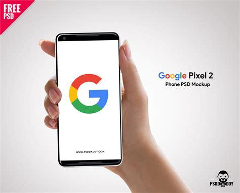mockup design adalah download google pixel 2 phone psd mockup psddaddy com