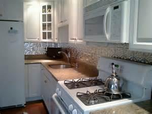 faux tin kitchen backsplash faux tin backsplash and total kitchen renovation flickr