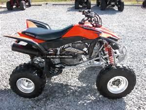 2008 Honda 400ex 2008 Honda Trx400ex