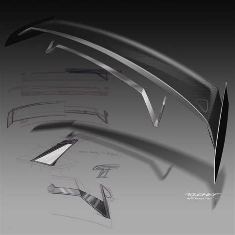 quattro sketchbook audi tt ultra quattro concept interior design sketch