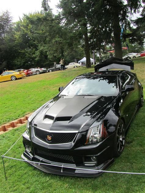 vs sports car video cadillac cts v fastest production sedan in the world fact