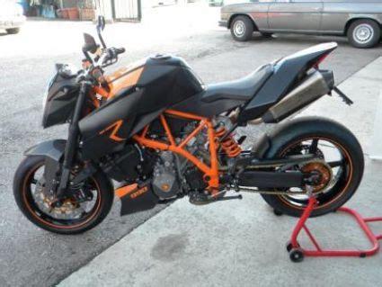Motorrad Ktm 990 Super Duke R by Umgebautes Motorrad Ktm 990 Super Duke R Von Mike The Bike