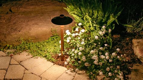 Installing Landscape Lights Louie Lighting Low Voltage Landscape Lighting Install