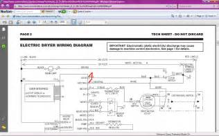 3 wire dryer wiring diagram get free image about