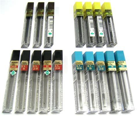 Kenko Pencil Lead Refill 0 5mm 2b 36 pentel mechanical pencil refill leads 0 7mm 2b ebay