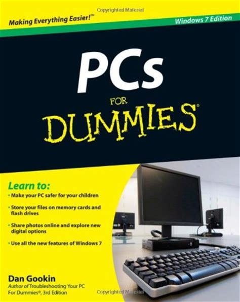 for dummies for dummies computer tech books ebook pcs for dummies windows 7 edition free ebooks
