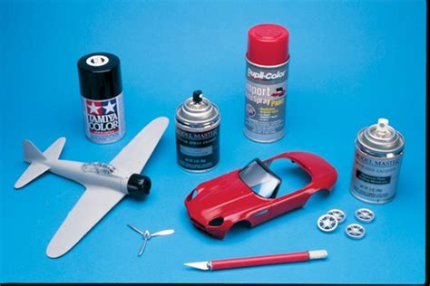 spray painting scale models how to paint your scale model and apply decals finescale