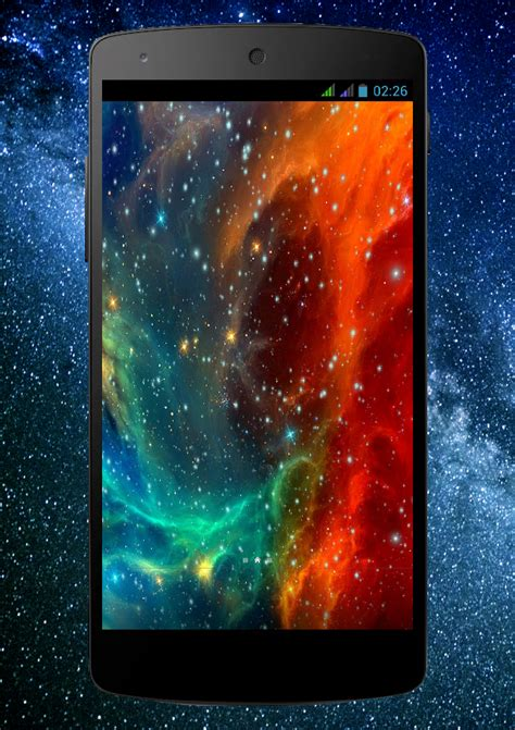 android space free space live wallpapers android forum androidpit